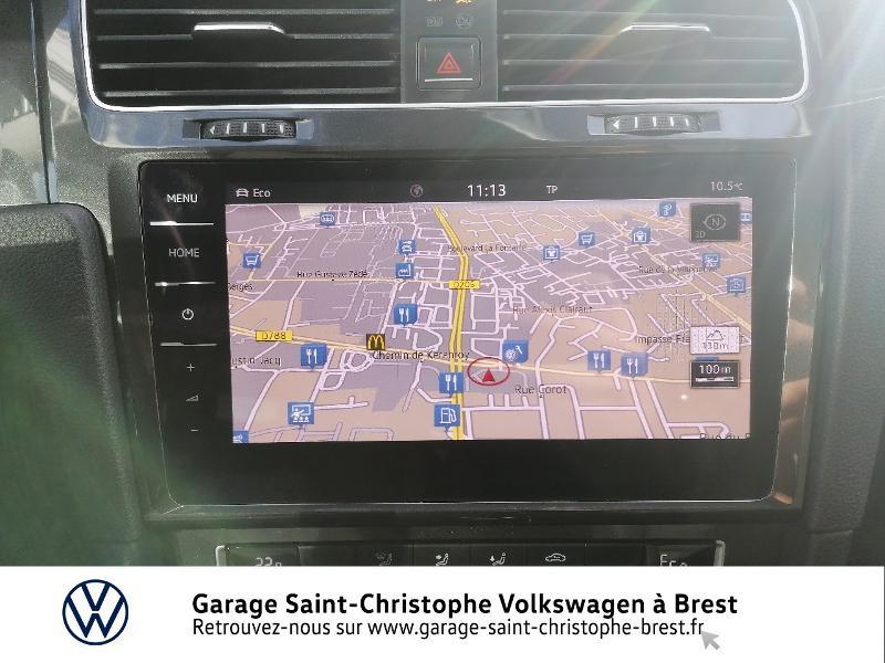 Photo 8 de l'offre de VOLKSWAGEN e-Golf 136ch 4cv à 20990€ chez Garage Saint Christophe - Volkswagen Brest