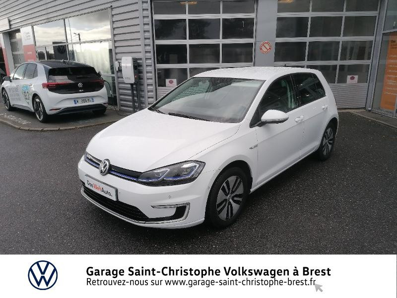 Photo 17 de l'offre de VOLKSWAGEN e-Golf 136ch 4cv à 20990€ chez Garage Saint Christophe - Volkswagen Brest