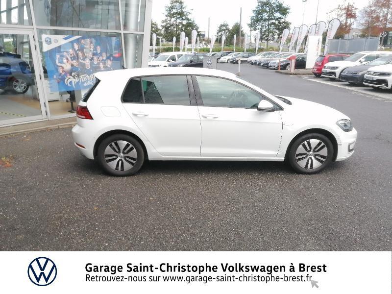 Photo 4 de l'offre de VOLKSWAGEN e-Golf 136ch 4cv à 20990€ chez Garage Saint Christophe - Volkswagen Brest