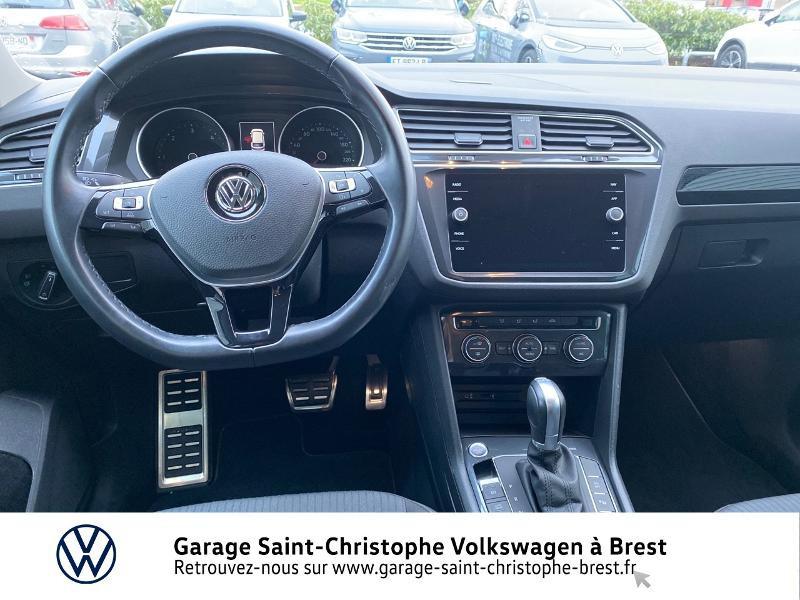 Photo 6 de l'offre de VOLKSWAGEN Tiguan 2.0 TDI 150ch Sound DSG7 à 27490€ chez Garage Saint Christophe - Volkswagen Brest