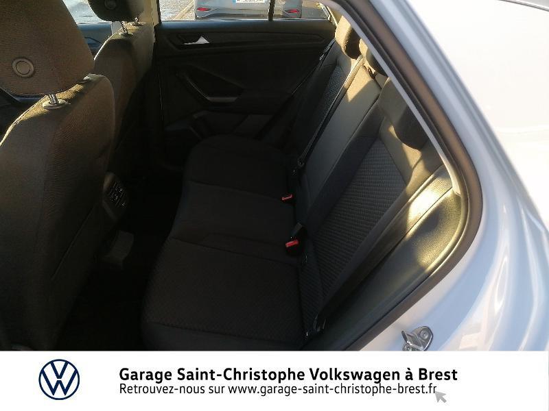 Photo 11 de l'offre de VOLKSWAGEN T-Roc 1.5 TSI EVO 150ch United DSG7 S&S à 26490€ chez Garage Saint Christophe - Volkswagen Brest