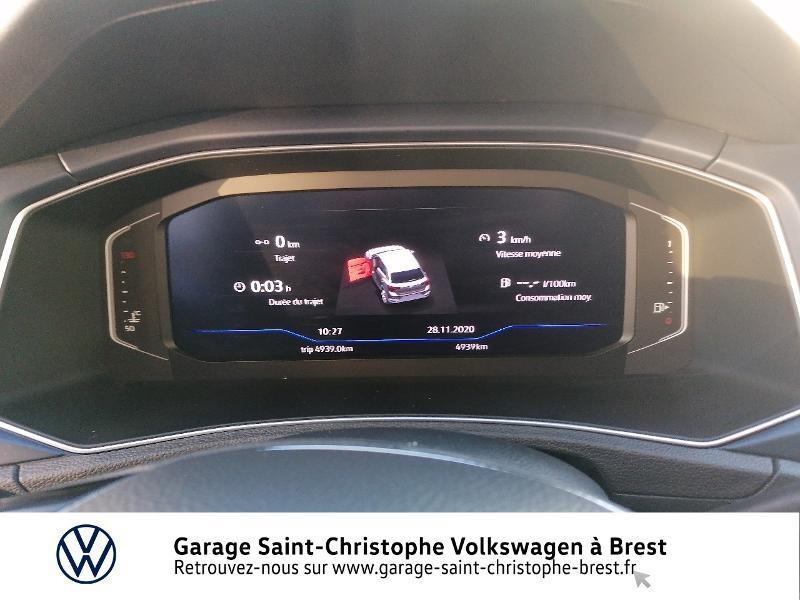 Photo 9 de l'offre de VOLKSWAGEN T-Roc 1.5 TSI EVO 150ch United DSG7 S&S à 26490€ chez Garage Saint Christophe - Volkswagen Brest