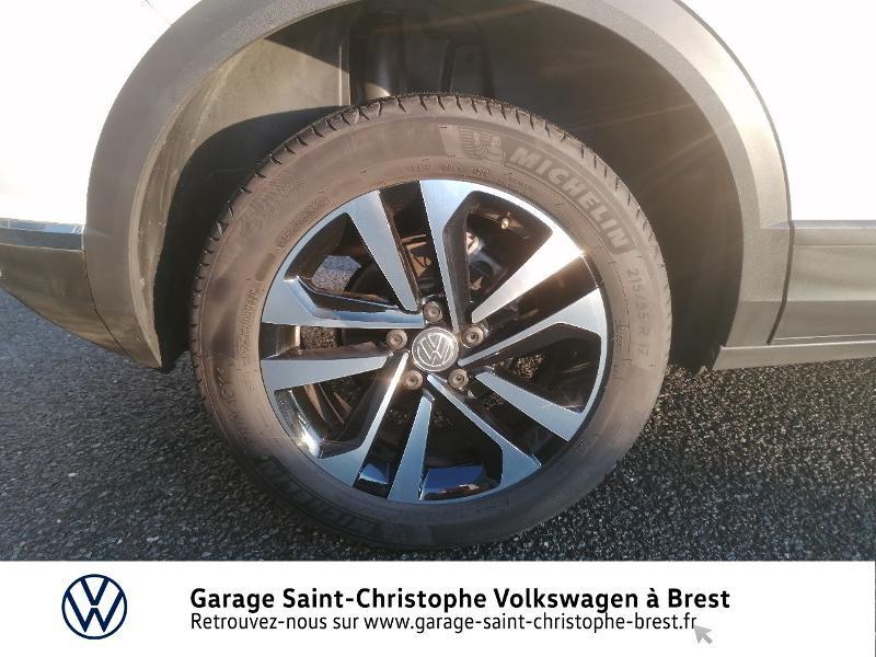 Photo 14 de l'offre de VOLKSWAGEN T-Roc 1.5 TSI EVO 150ch United DSG7 S&S à 26490€ chez Garage Saint Christophe - Volkswagen Brest