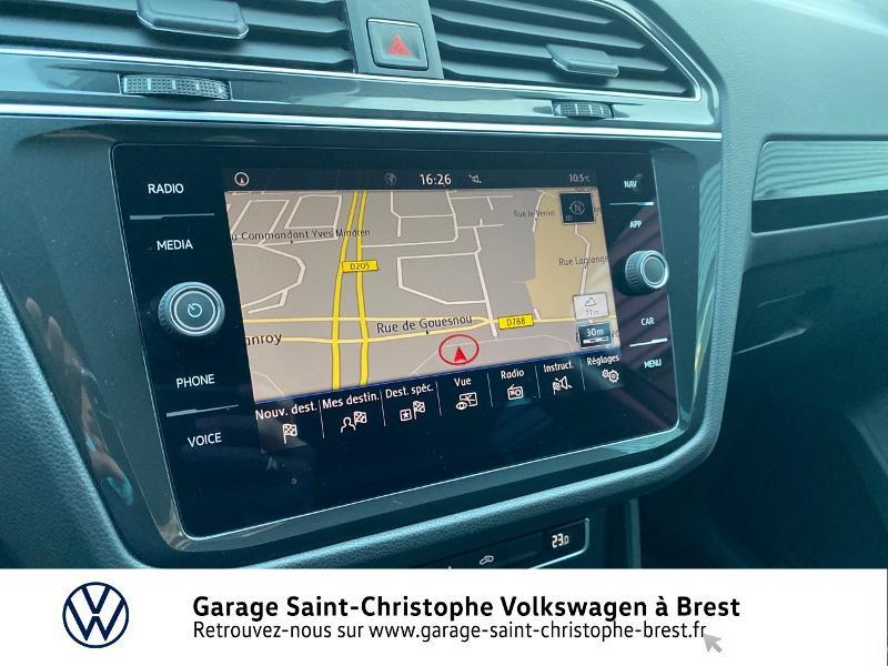 Photo 8 de l'offre de VOLKSWAGEN Tiguan 2.0 TDI 150ch Sound DSG7 à 27490€ chez Garage Saint Christophe - Volkswagen Brest