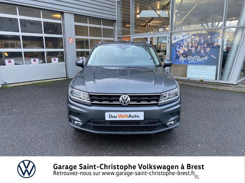Photo 5 de l'offre de VOLKSWAGEN Tiguan 2.0 TDI 150ch Sound DSG7 à 27490€ chez Garage Saint Christophe - Volkswagen Brest