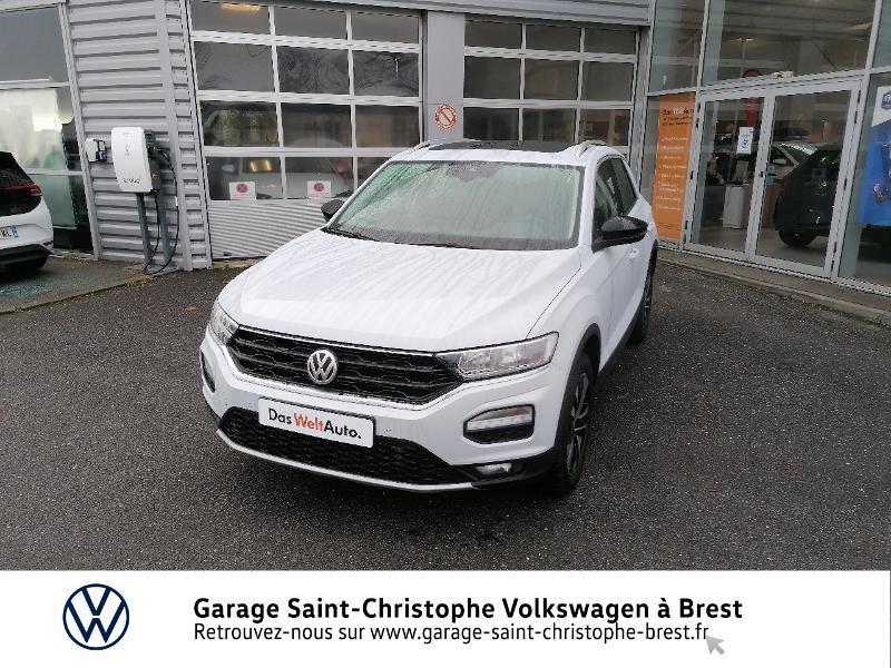 Photo 18 de l'offre de VOLKSWAGEN T-Roc 2.0 TDI 150ch IQ.Drive DSG7 Euro6d-T à 27990€ chez Garage Saint Christophe - Volkswagen Brest