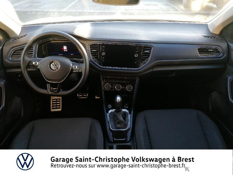Photo 6 de l'offre de VOLKSWAGEN T-Roc 1.5 TSI EVO 150ch United DSG7 S&S à 26490€ chez Garage Saint Christophe - Volkswagen Brest