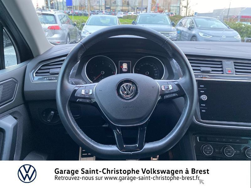 Photo 7 de l'offre de VOLKSWAGEN Tiguan 2.0 TDI 150ch Sound DSG7 à 27490€ chez Garage Saint Christophe - Volkswagen Brest