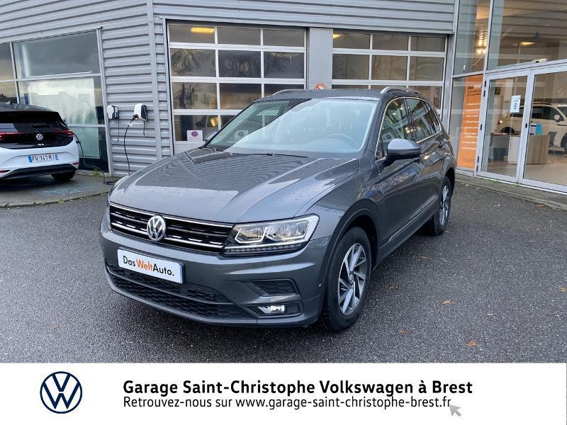 Photo 19 de l'offre de VOLKSWAGEN Tiguan 2.0 TDI 150ch Sound DSG7 à 27490€ chez Garage Saint Christophe - Volkswagen Brest