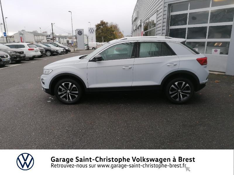 Photo 4 de l'offre de VOLKSWAGEN T-Roc 2.0 TDI 150ch IQ.Drive DSG7 Euro6d-T à 27990€ chez Garage Saint Christophe - Volkswagen Brest