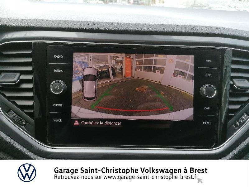 Photo 17 de l'offre de VOLKSWAGEN T-Roc 2.0 TDI 150ch IQ.Drive DSG7 Euro6d-T à 27990€ chez Garage Saint Christophe - Volkswagen Brest