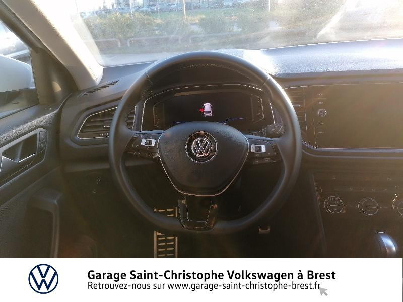 Photo 7 de l'offre de VOLKSWAGEN T-Roc 1.5 TSI EVO 150ch United DSG7 S&S à 26490€ chez Garage Saint Christophe - Volkswagen Brest