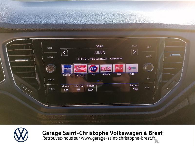 Photo 8 de l'offre de VOLKSWAGEN T-Roc 1.5 TSI EVO 150ch United DSG7 S&S à 26490€ chez Garage Saint Christophe - Volkswagen Brest