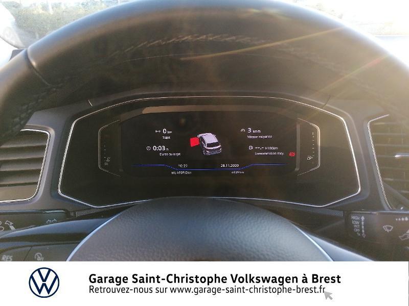 Photo 12 de l'offre de VOLKSWAGEN T-Roc 1.5 TSI EVO 150ch United DSG7 S&S à 26490€ chez Garage Saint Christophe - Volkswagen Brest
