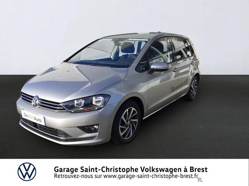 Volkswagen Golf Sportsvan 1.4 TSI 125ch BlueMotion Technology Sound Essence GRIS TUNGSTENE Occasion à vendre