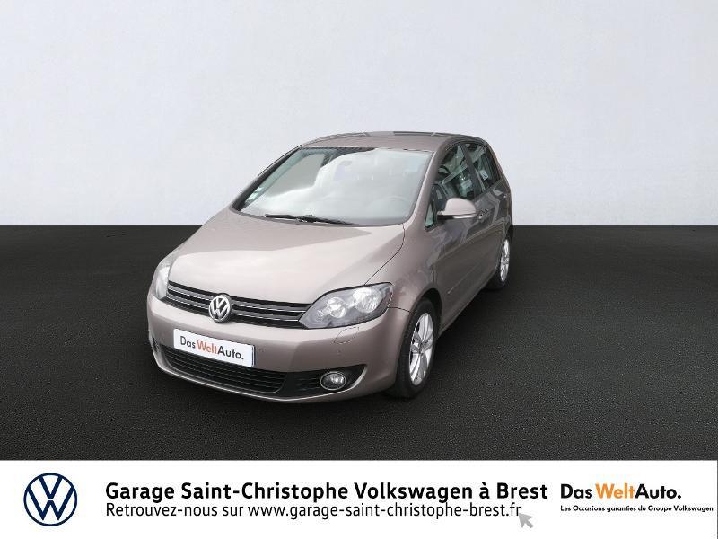 Volkswagen Golf Plus 1.6 TDI 105ch FAP Confortline Diesel CASHMERE Occasion à vendre