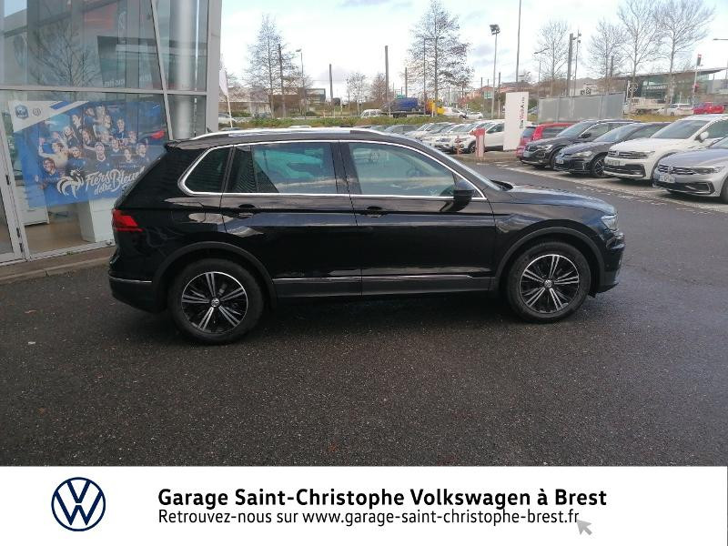 Photo 4 de l'offre de VOLKSWAGEN Tiguan 2.0 TDI 150ch Carat DSG7 Euro6d-T à 33470€ chez Garage Saint Christophe - Volkswagen Brest