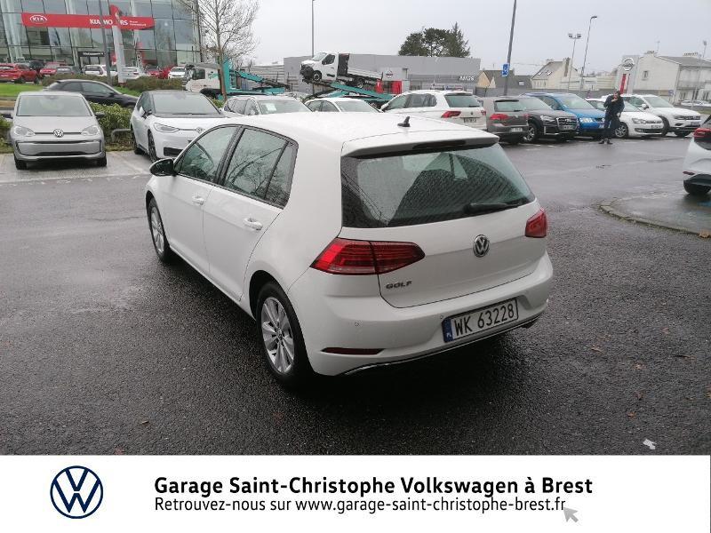 Photo 3 de l'offre de VOLKSWAGEN Golf 1.4 TSI 125ch Confortline 5p à 16470€ chez Garage Saint Christophe - Volkswagen Brest