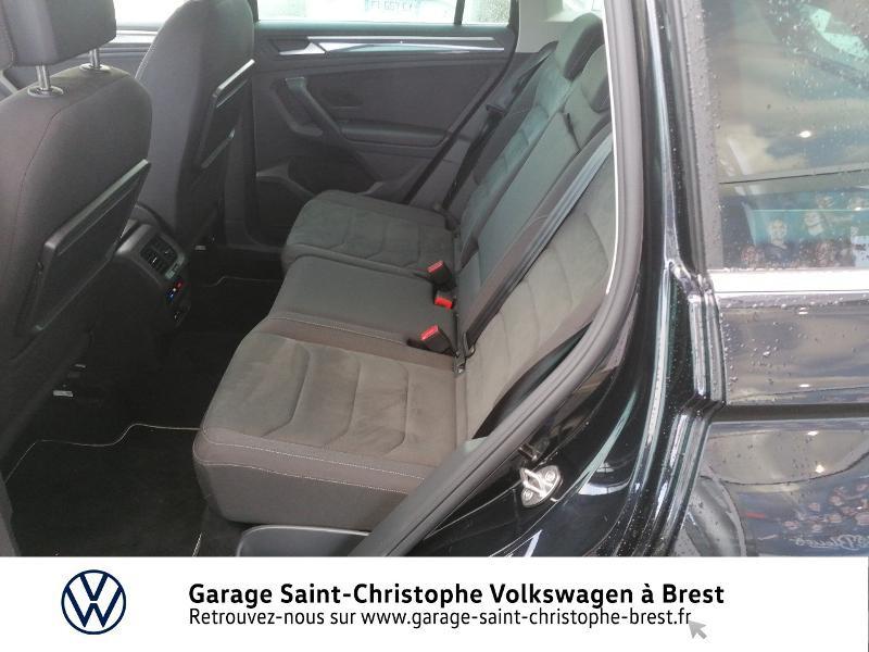 Photo 11 de l'offre de VOLKSWAGEN Tiguan 2.0 TDI 150ch Carat DSG7 Euro6d-T à 33470€ chez Garage Saint Christophe - Volkswagen Brest
