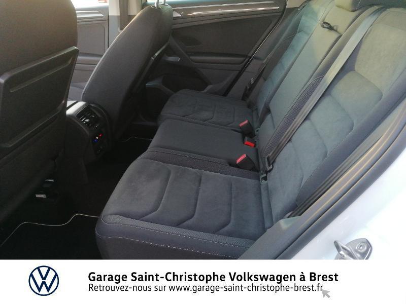 Photo 11 de l'offre de VOLKSWAGEN Tiguan 1.5 TSI EVO 150ch Carat DSG7 Euro6dT à 32970€ chez Garage Saint Christophe - Volkswagen Brest