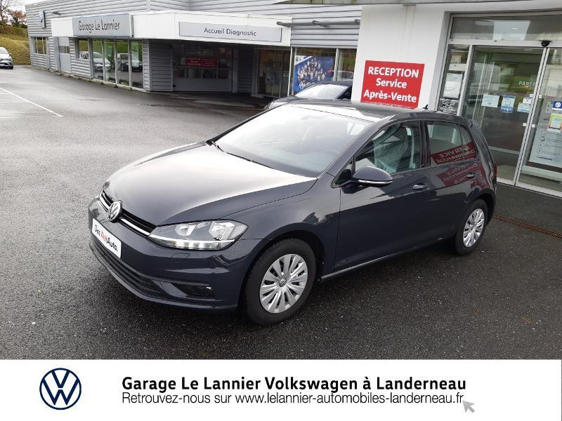 Photo 21 de l'offre de VOLKSWAGEN Golf 1.0 TSI 115ch Trendline Euro6d-T 5p à 14970€ chez Garage Saint Christophe - Volkswagen Brest