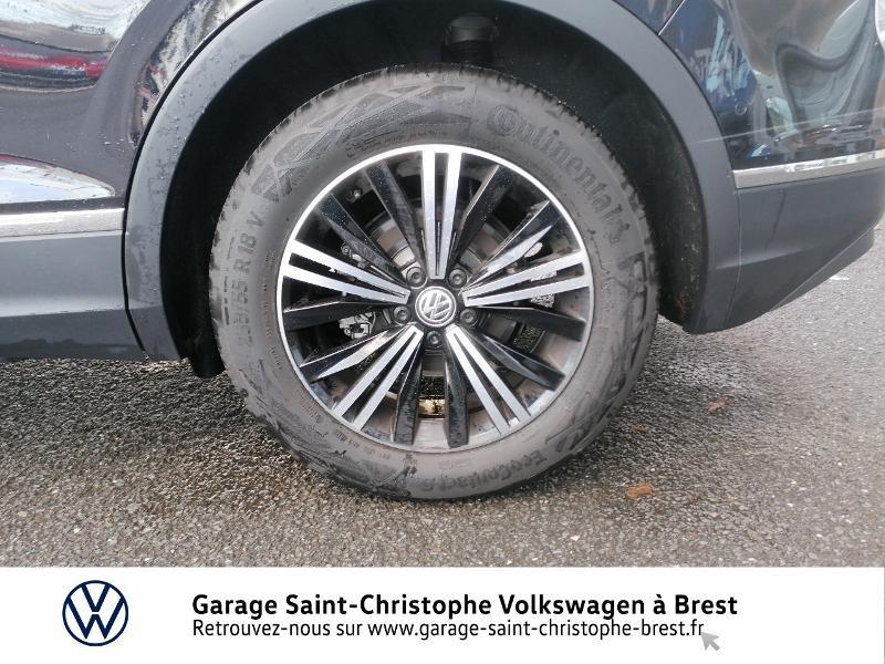 Photo 15 de l'offre de VOLKSWAGEN Tiguan 2.0 TDI 150ch Carat DSG7 Euro6d-T à 33470€ chez Garage Saint Christophe - Volkswagen Brest