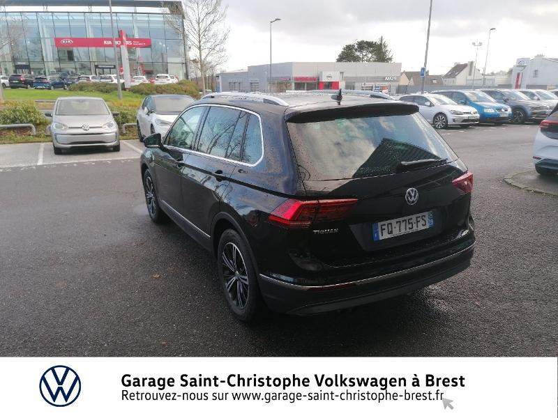 Photo 3 de l'offre de VOLKSWAGEN Tiguan 2.0 TDI 150ch Carat DSG7 Euro6d-T à 33470€ chez Garage Saint Christophe - Volkswagen Brest