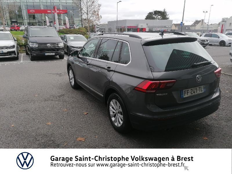 Photo 3 de l'offre de VOLKSWAGEN Tiguan 2.0 TDI 150ch Confortline Business Euro6d-T à 27470€ chez Garage Saint Christophe - Volkswagen Brest