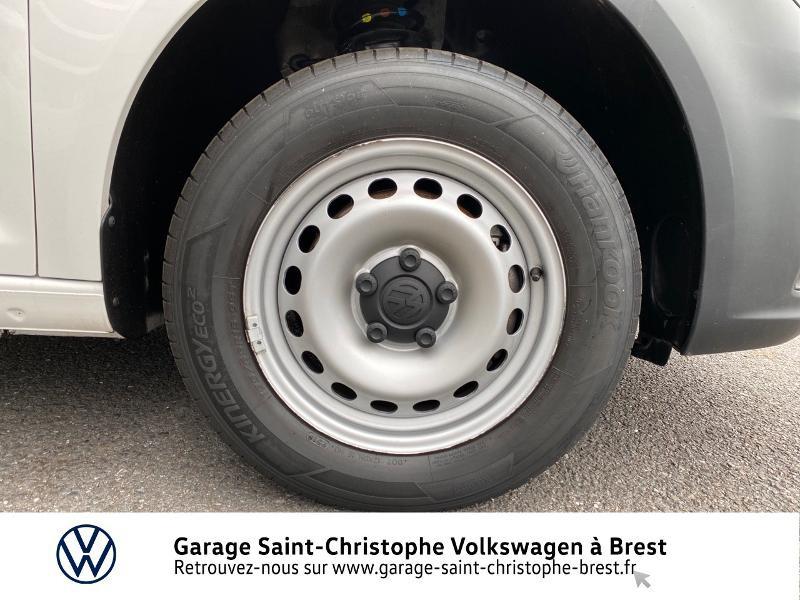 Photo 16 de l'offre de VOLKSWAGEN Caddy Van Maxi 2.0 TDI 102ch Business Line à 15990€ chez Garage Saint Christophe - Volkswagen Brest