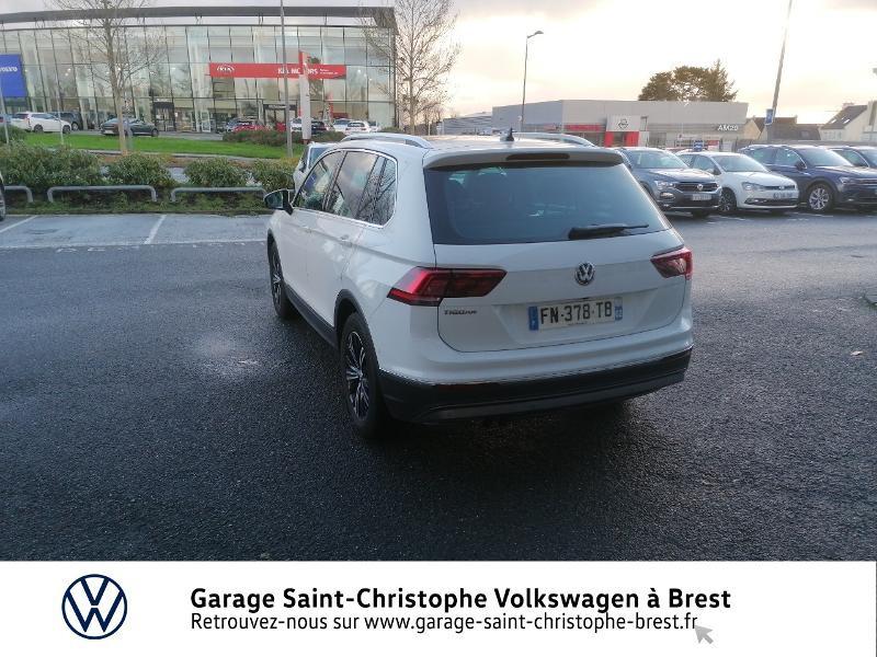 Photo 3 de l'offre de VOLKSWAGEN Tiguan 1.5 TSI EVO 150ch Carat DSG7 Euro6dT à 32970€ chez Garage Saint Christophe - Volkswagen Brest