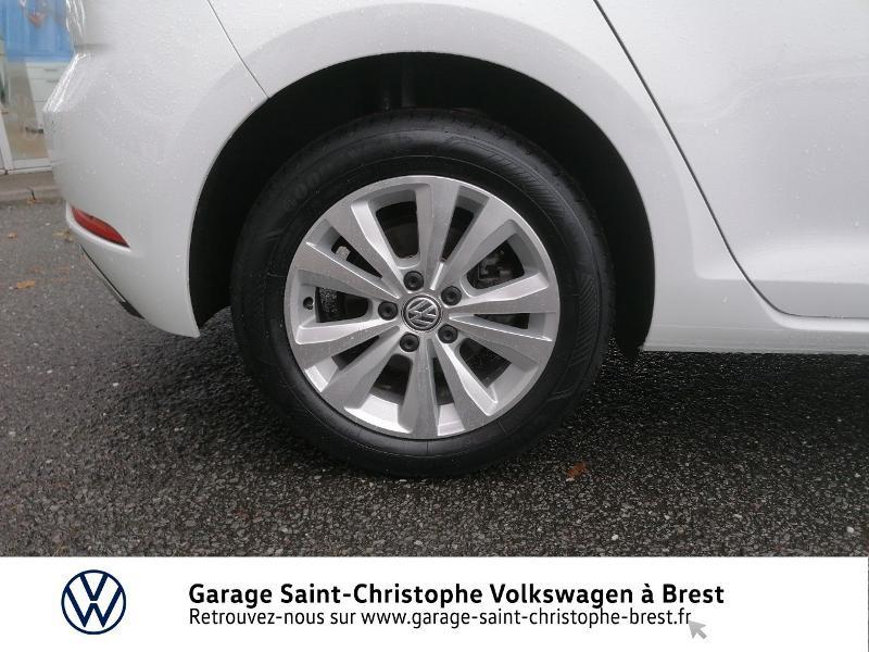 Photo 14 de l'offre de VOLKSWAGEN Golf 1.4 TSI 125ch Confortline 5p à 16470€ chez Garage Saint Christophe - Volkswagen Brest