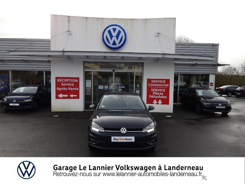 Photo 5 de l'offre de VOLKSWAGEN Golf 1.0 TSI 115ch Trendline Euro6d-T 5p à 14970€ chez Garage Saint Christophe - Volkswagen Brest
