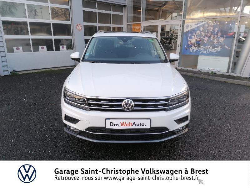 Photo 5 de l'offre de VOLKSWAGEN Tiguan 1.5 TSI EVO 150ch Carat DSG7 Euro6dT à 32970€ chez Garage Saint Christophe - Volkswagen Brest