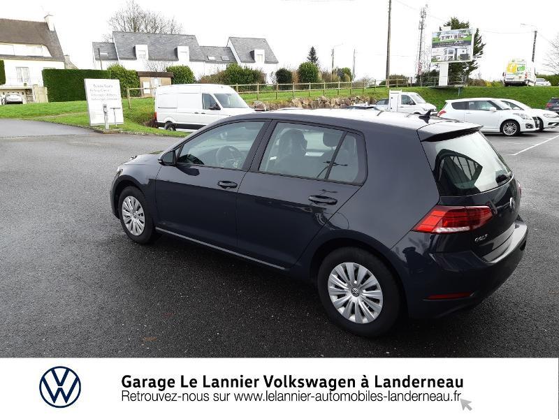 Photo 3 de l'offre de VOLKSWAGEN Golf 1.0 TSI 115ch Trendline Euro6d-T 5p à 14970€ chez Garage Saint Christophe - Volkswagen Brest