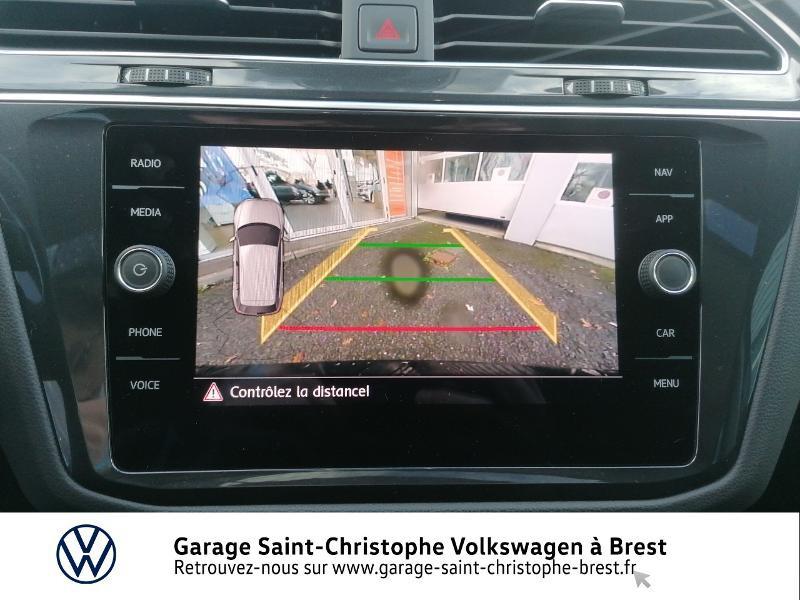 Photo 17 de l'offre de VOLKSWAGEN Tiguan 2.0 TDI 150ch Carat DSG7 Euro6d-T à 33470€ chez Garage Saint Christophe - Volkswagen Brest