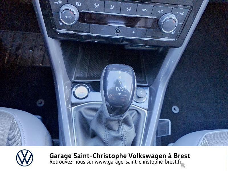 Photo 10 de l'offre de VOLKSWAGEN T-Cross 1.0 TSI 115ch Carat DSG7 à 24470€ chez Garage Saint Christophe - Volkswagen Brest