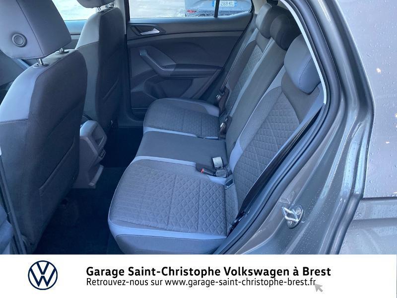 Photo 11 de l'offre de VOLKSWAGEN T-Cross 1.0 TSI 115ch Carat DSG7 à 24470€ chez Garage Saint Christophe - Volkswagen Brest
