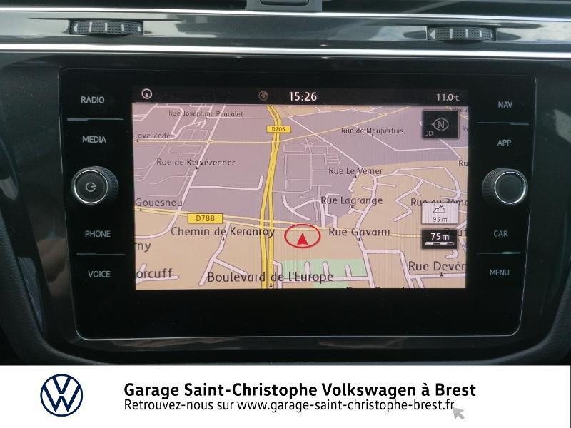 Photo 8 de l'offre de VOLKSWAGEN Tiguan 2.0 TDI 150ch Carat DSG7 Euro6d-T à 33470€ chez Garage Saint Christophe - Volkswagen Brest