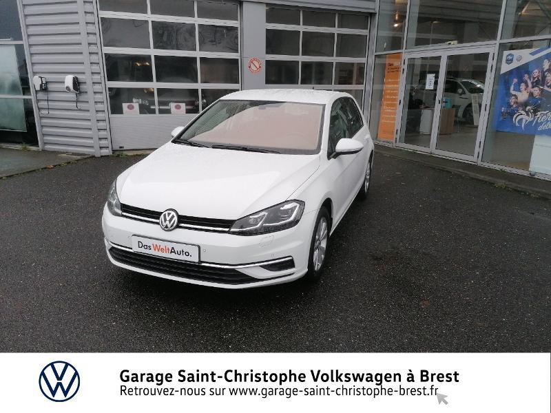 Photo 17 de l'offre de VOLKSWAGEN Golf 1.4 TSI 125ch Confortline 5p à 16470€ chez Garage Saint Christophe - Volkswagen Brest
