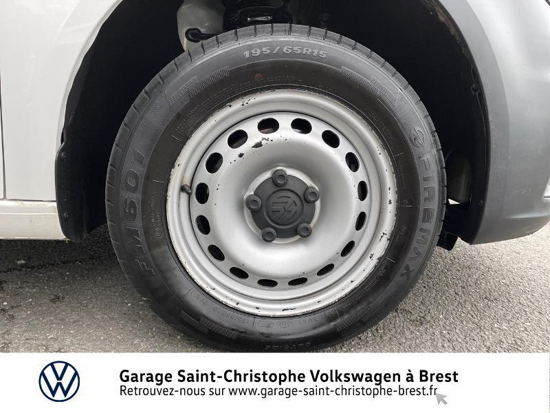 Photo 14 de l'offre de VOLKSWAGEN Caddy Van 2.0 TDI 75ch Business Line à 10970€ chez Garage Saint Christophe - Volkswagen Brest