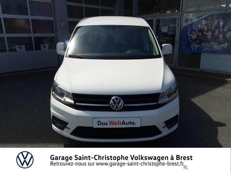 Photo 5 de l'offre de VOLKSWAGEN Caddy Van 2.0 TDI 102ch Business Line Plus à 14830€ chez Garage Saint Christophe - Volkswagen Brest