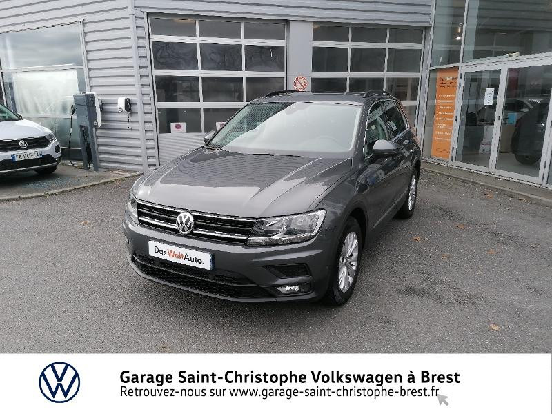 Photo 18 de l'offre de VOLKSWAGEN Tiguan 2.0 TDI 150ch Confortline Business Euro6d-T à 27470€ chez Garage Saint Christophe - Volkswagen Brest