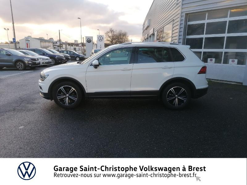 Photo 2 de l'offre de VOLKSWAGEN Tiguan 1.5 TSI EVO 150ch Carat DSG7 Euro6dT à 32970€ chez Garage Saint Christophe - Volkswagen Brest