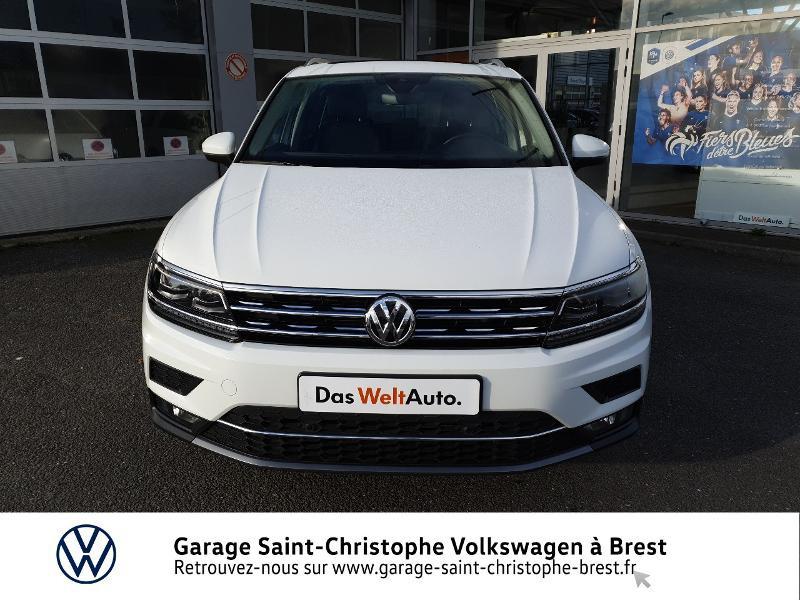 Photo 5 de l'offre de VOLKSWAGEN Tiguan 2.0 TDI 150ch Carat DSG7 Euro6d-T à 32970€ chez Garage Saint Christophe - Volkswagen Brest