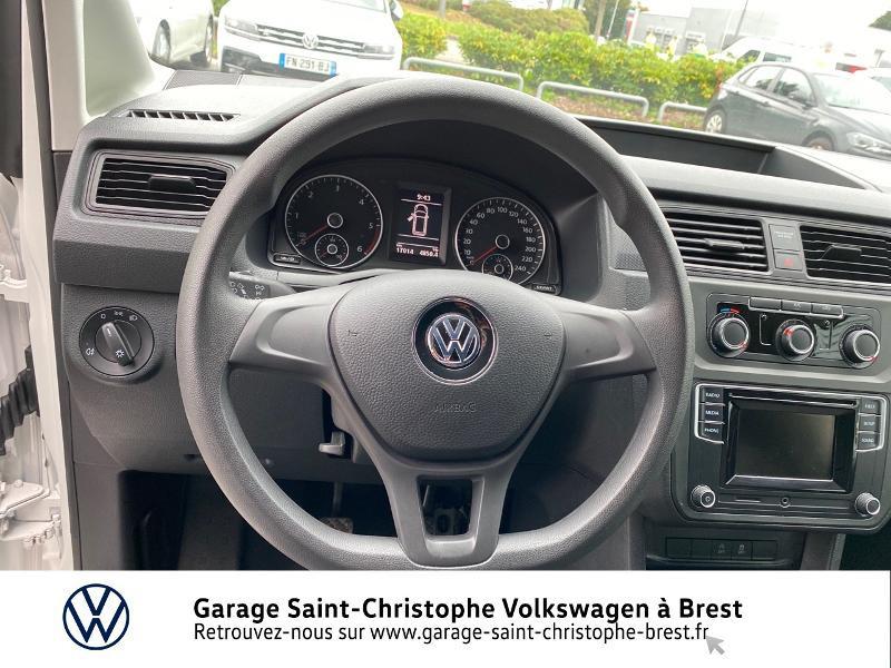 Photo 7 de l'offre de VOLKSWAGEN Caddy Van Maxi 2.0 TDI 102ch Business Line à 15990€ chez Garage Saint Christophe - Volkswagen Brest