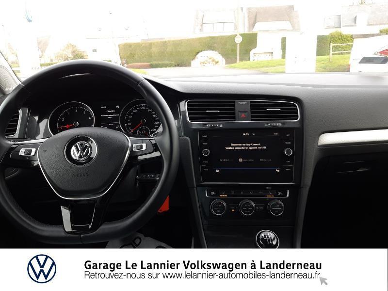 Photo 6 de l'offre de VOLKSWAGEN Golf 1.0 TSI 115ch Trendline Euro6d-T 5p à 14970€ chez Garage Saint Christophe - Volkswagen Brest