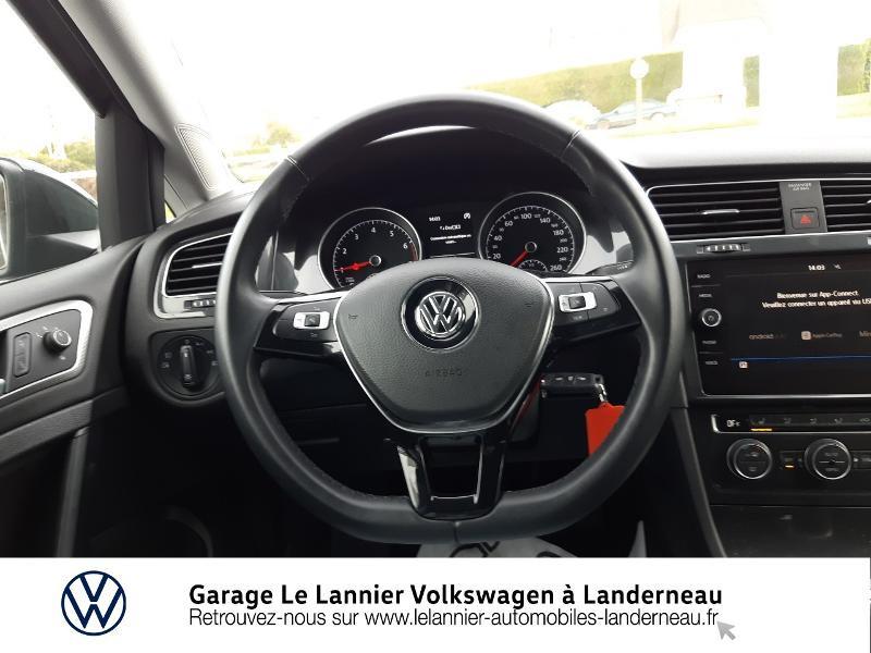 Photo 7 de l'offre de VOLKSWAGEN Golf 1.0 TSI 115ch Trendline Euro6d-T 5p à 14970€ chez Garage Saint Christophe - Volkswagen Brest