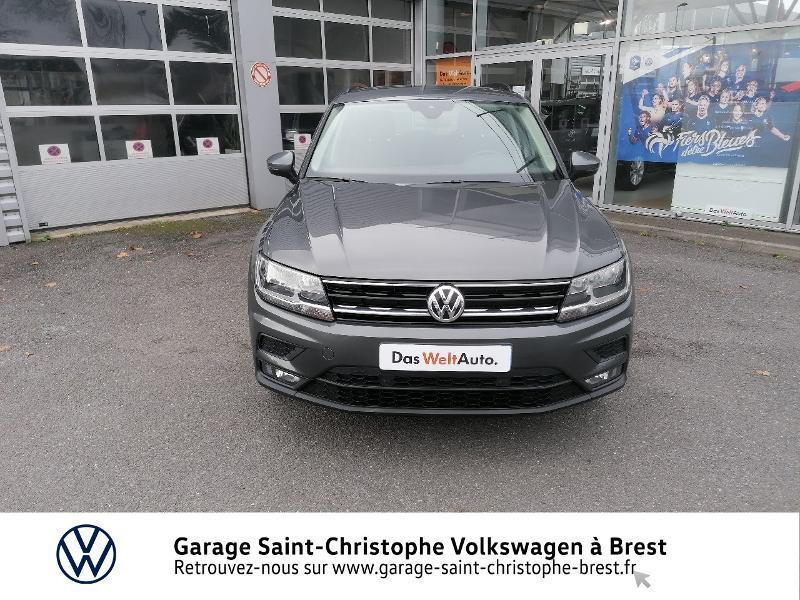 Photo 5 de l'offre de VOLKSWAGEN Tiguan 2.0 TDI 150ch Confortline Business Euro6d-T à 27470€ chez Garage Saint Christophe - Volkswagen Brest
