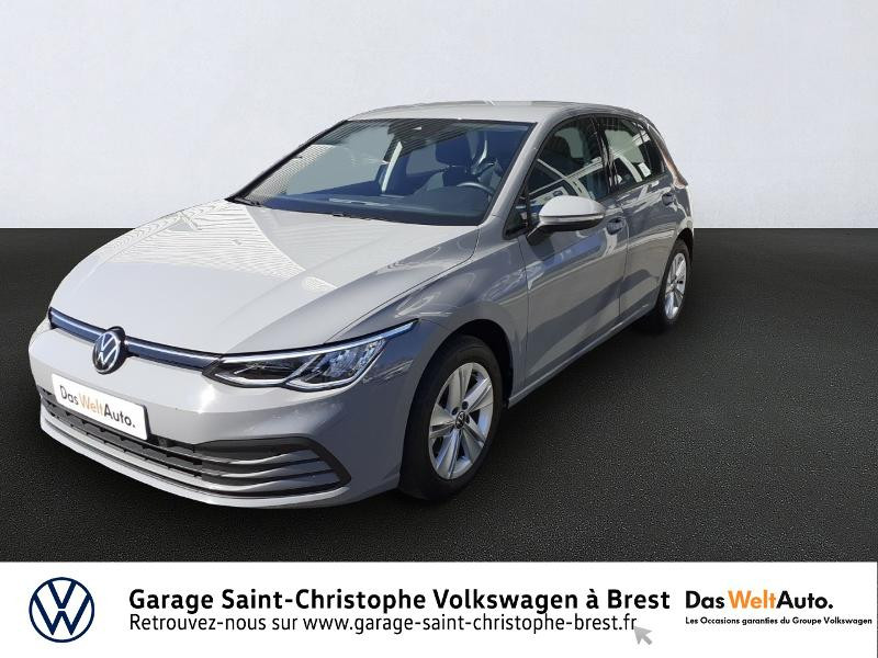Volkswagen Golf 2.0 TDI SCR 115ch Life 1st Diesel GRIS Occasion à vendre