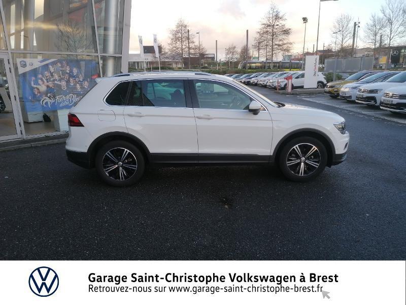 Photo 4 de l'offre de VOLKSWAGEN Tiguan 1.5 TSI EVO 150ch Carat DSG7 Euro6dT à 32970€ chez Garage Saint Christophe - Volkswagen Brest